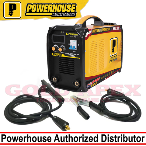 Powerhouse MMA 300A HYPER Series DC Inverter Welding Machine