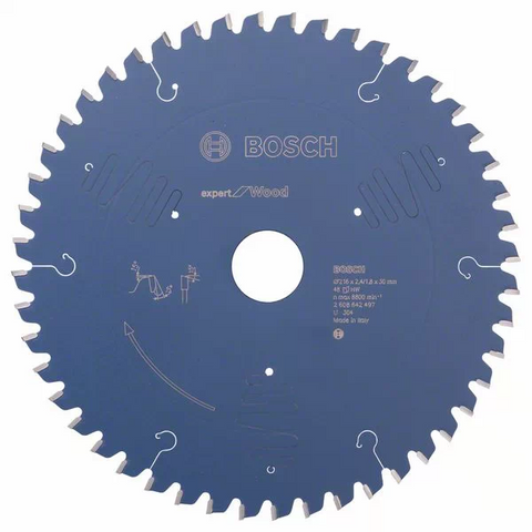 Bosch EXPERT Circular Saw Blade 216mm x 48T for GCM 18V-216