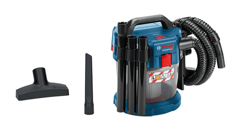 Bosch GAS 18V-10 L Cordless Vacuum Cleaner (Bare Tool) - goldapextools