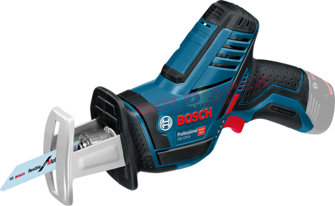 Bosch GSA 12V-LI Cordless Reciprocating Saw / Sabre Saw (Bare Tool) - goldapextools