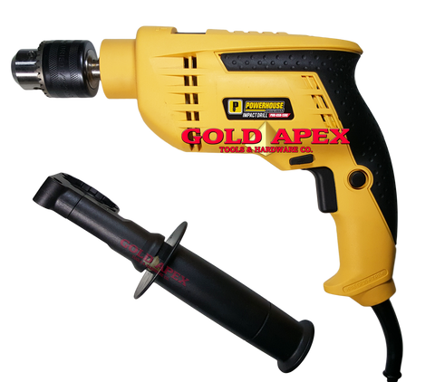 Powerhouse PHB-GSB-13 RE Impact Drill - goldapextools
