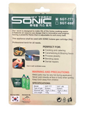 Sonic SGT-777 One Touch Butane Gas Torch