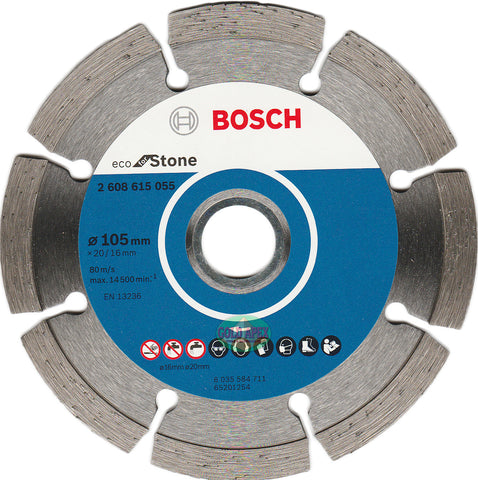 "Bosch Diamond Disc 4"" ECO for Stone - goldapextools"