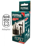 Total TAC451301 SDS-plus Adapter with Drill Chuck