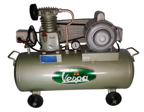Vespa Air Compressor 1/4 Horse Power - goldapextools