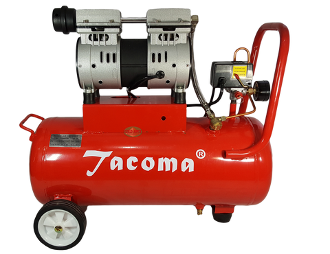 Tacoma Oil Free Air Compressor 1/4 Horse Power - goldapextools