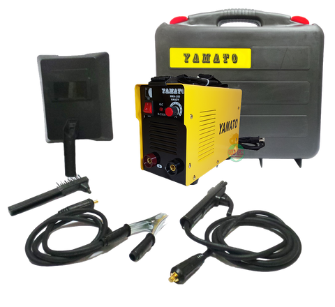 Yamato MMA 200A DC Inverter Welding Machine with CASE - goldapextools