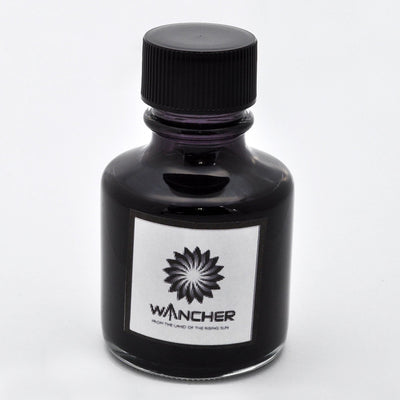 Wancher Colorful Silk Road 100 ml Ink Tenmoku Black