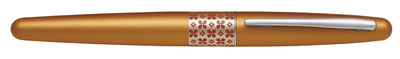 Pilot MR Fountain Pen Flower Orange - Medium Tip