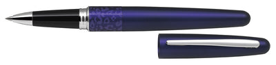Pilot MR Rollerball Gel Ink Pen Leopard - Blue Ink - Fine Tip - Skribr