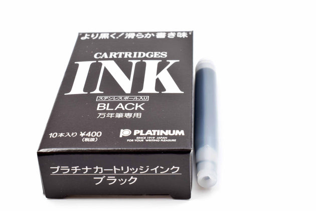 Platinum Ink Cartridges - Black | Skribr