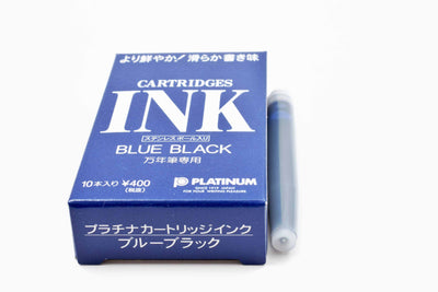Platinum Ink Cartridges - Blue Black | Skribr
