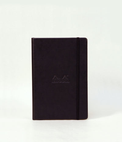 Rhodia Webnotebook Ruled A5 Black - Skribr - 1