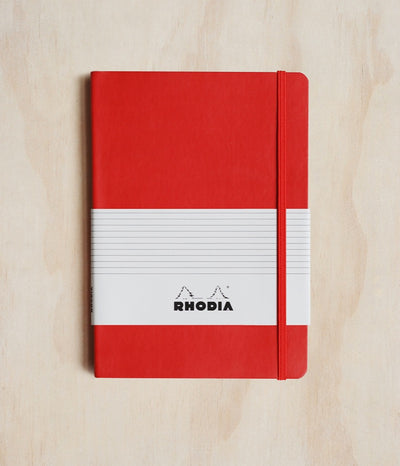 Rhodia Professional Notebook A5 Red | Skribr