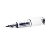 TWSBI Diamond Mini Clear Fountain Pen - Fine Nib - Skribr - 4