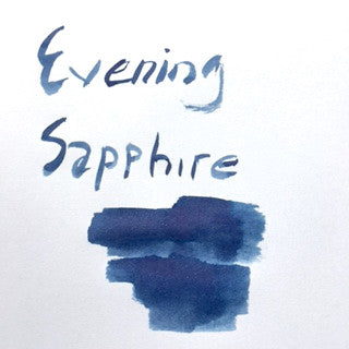 Robert Oster Signature Ink Range - Evening Sapphire | Skribr