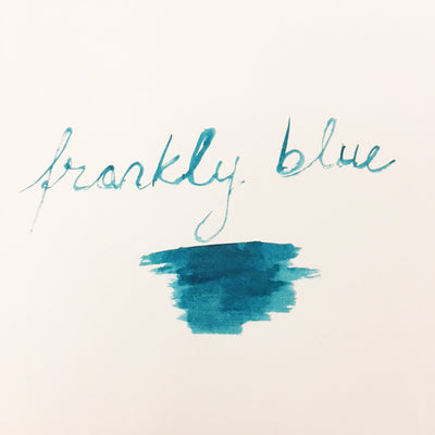 Robert Oster Signature Ink Range - Frankly Blue | Skribr