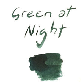 Robert Oster Signature Ink Range - Green at Night | Skibr