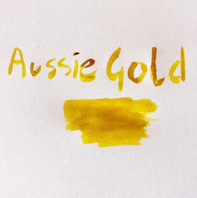 Robert Oster Signature Ink Range - Aussie Gold