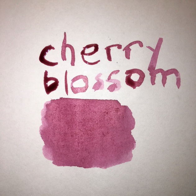 Robert Oster Signature Ink Range - Cherry Blosom