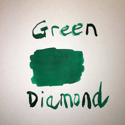Robert Oster Signature Ink Range - Green Diamond