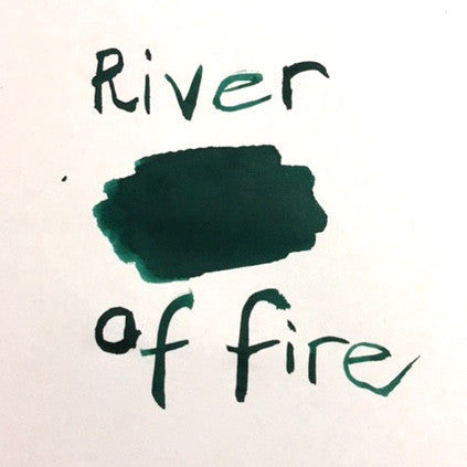 Robert Oster Signature Ink Range - River of Fire | Skribr