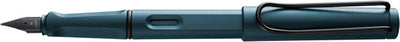 Lamy Safari Fountain Pen Petrol Limited Edition - Medium Nib | Skribr