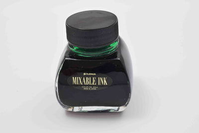 Platinum Mixable Ink 60ml - Leaf Green