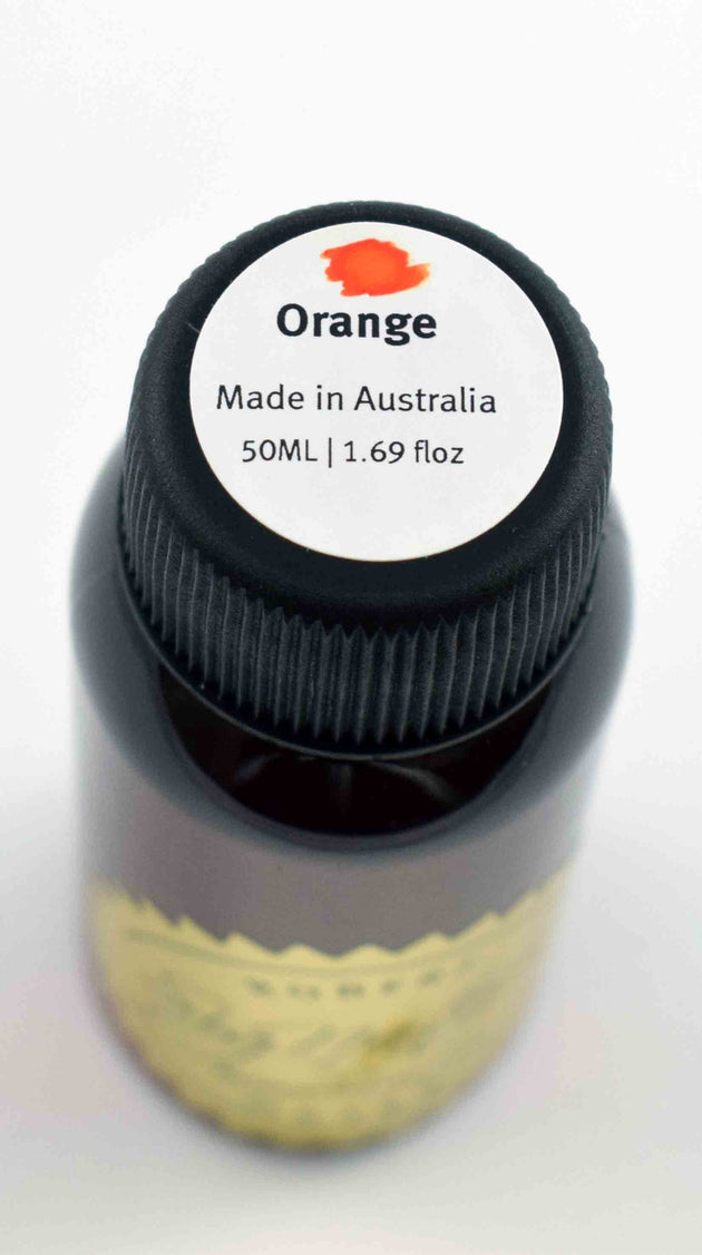 Robert Oster Signature Ink Range - Orange - Skribr - 2