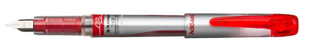 Platinum Preppy Fountain Pen 02 Extra Fine - Red | Skribr