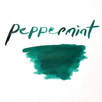 Robert Oster Signature Ink Range - Peppermint | Skribr