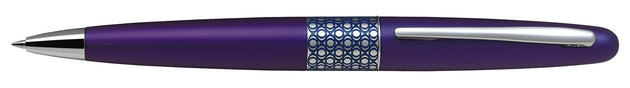 Pilot MR Ballpoint Pen Eclipse Violet Barrel - Medium Tip - Skribr