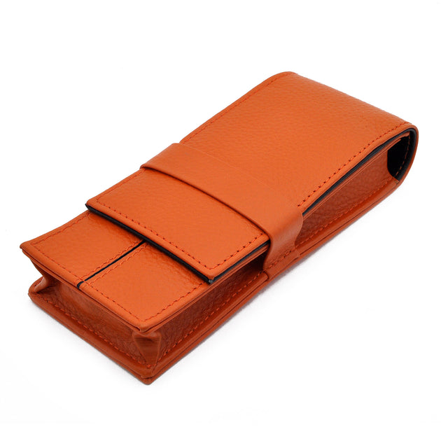 Wancher Penbrace - 3 Pen Pouch - Orange-Black