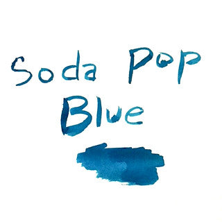 Robert Oster Signature Ink Range - Soda Pop Blue | Skribr