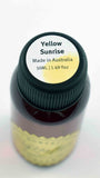 Robert Oster Signature Ink Range - Yellow Sunrise - Skribr - 2