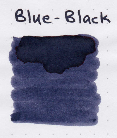 Robert Oster Signature Ink Range - Blue Black - Skribr - 3