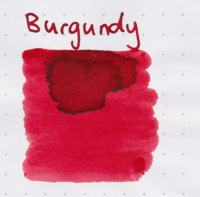 Robert Oster Signature Ink Range - Burgundy - Skribr - 2