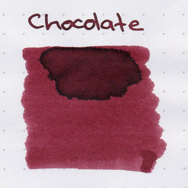 Robert Oster Signature Ink Range - Chocolate - Skribr - 3