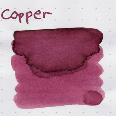 Robert Oster Signature Ink Range - Copper - Skribr - 2
