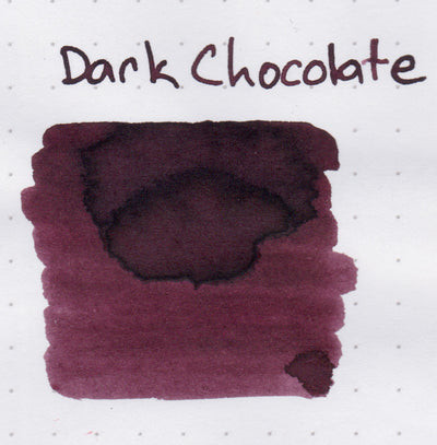 Robert Oster Signature Ink Range - Dark Chocolate - Skribr - 2