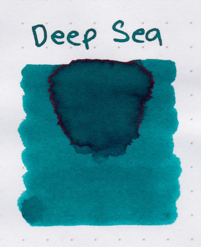 Robert Oster Signature Ink Range - Deep Sea - Skribr - 2