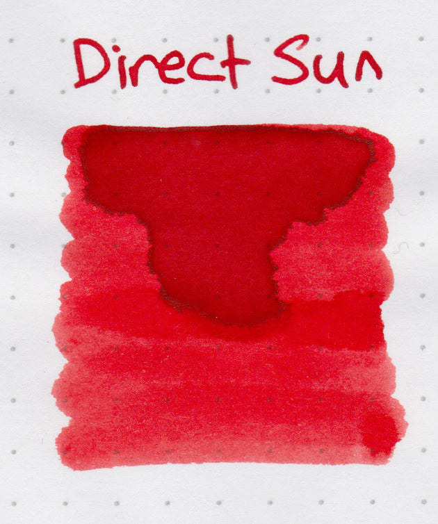Robert Oster Signature Ink Range - Direct Sun - Skribr - 3