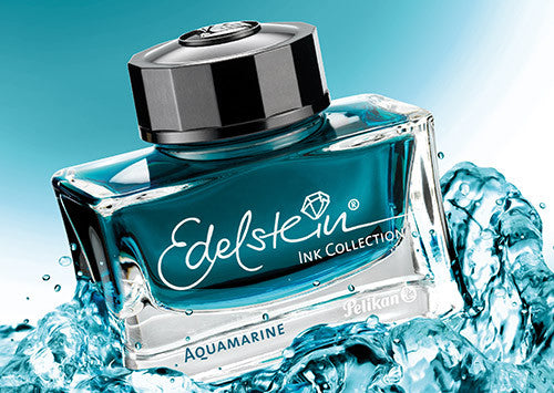 Pelikan Edelstein Aquamarine Limited Edition Ink - Skribr - 2
