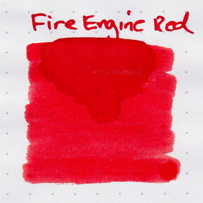 Robert Oster Signature Ink Range - Fire Engine Red - Skribr - 3
