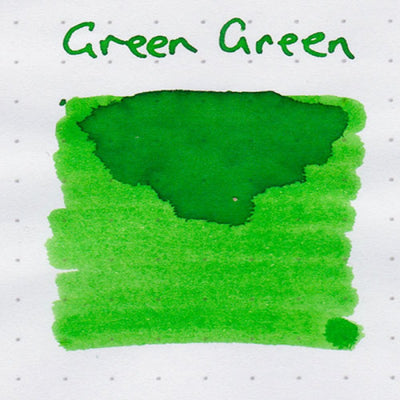Robert Oster Signature Ink Range - Green Green - Skribr - 3