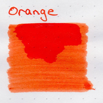 Robert Oster Signature Ink Range - Orange - Skribr - 3