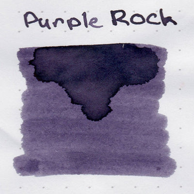 Robert Oster Signature Ink Range - Purple Rock - Skribr - 3