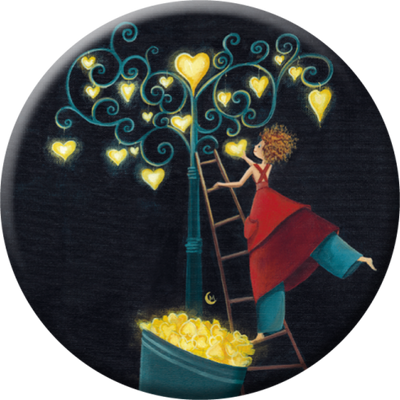 Pocket Mirror - The Heart Tree from Correspondances - Skribr - 1