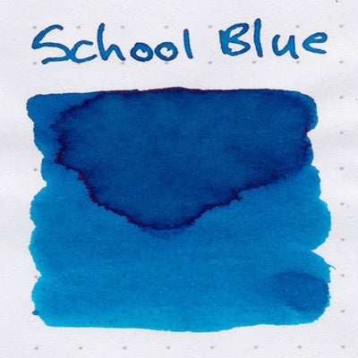 Robert Oster Signature Ink Range - School Blue - Skribr - 3