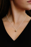 Radiance Necklace Rose Gold